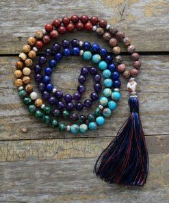 7 Chakra Healing Mala