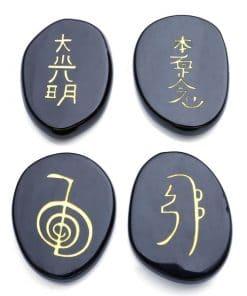 Reiki Balancing Stones